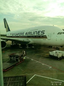 [Fly] Singapore Airlines A380 Hong Kong (Update:2017)