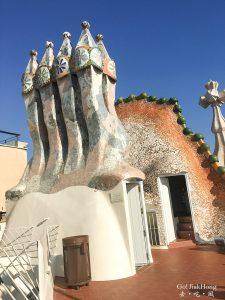 [玩樂] 西班牙,巴塞羅納-高迪作品巴特洛之家