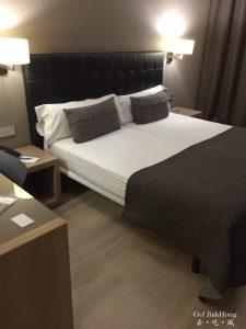 [住宿] 西班牙,巴塞羅納 – 實際飯店(Hotel Actual)