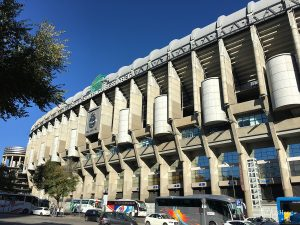 [See] Spain, Madrid – Santiago Bernabéu Stadium Tour