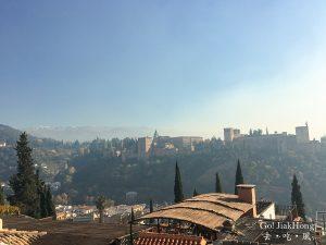 [玩樂] 西班牙, 格拉納達 – 聖尼可拉斯瞭望台