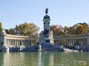 [Trip] Spain – A day trip in Madrid city central