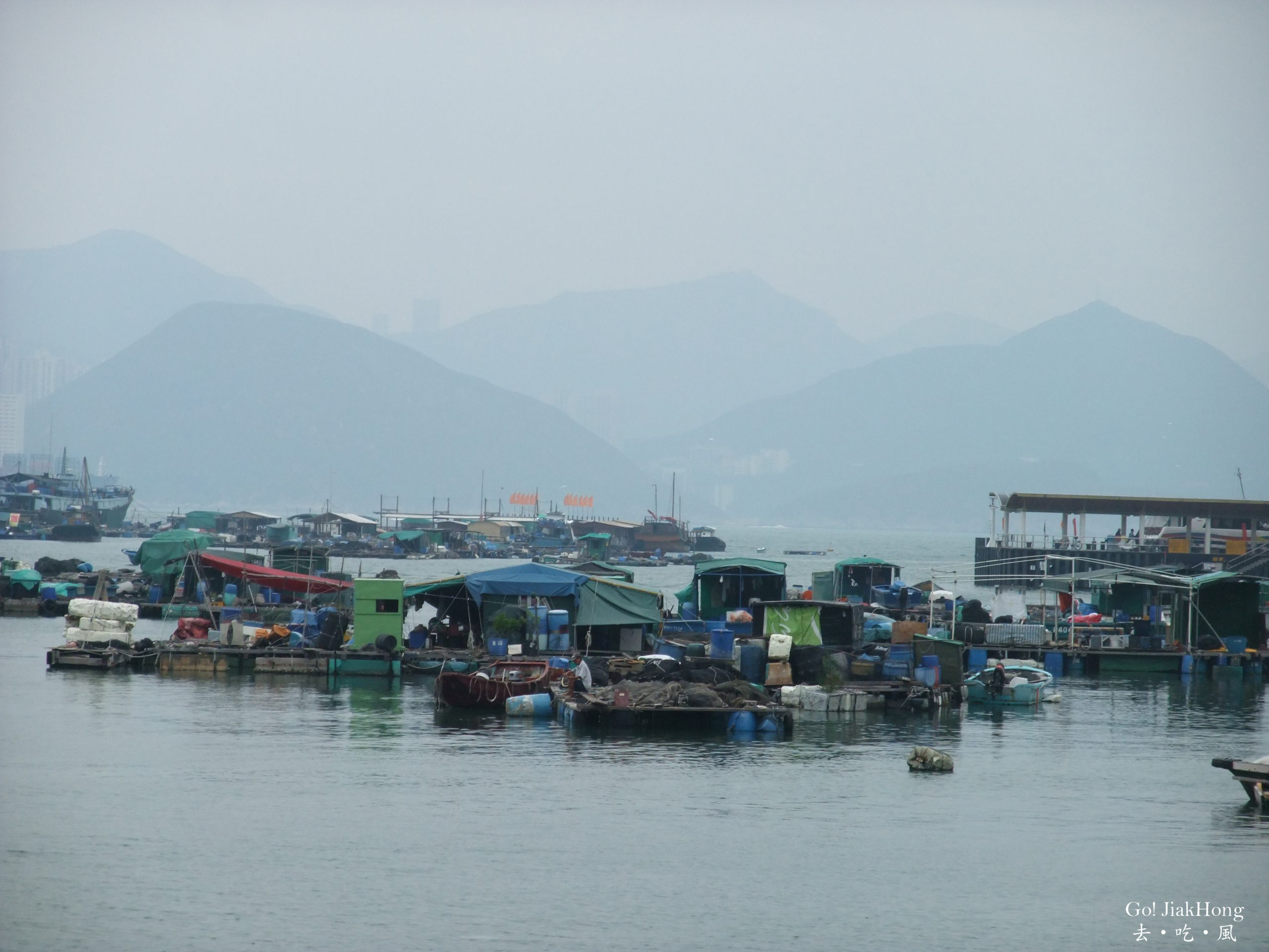 [See, Eat] Hong Kong- One Day out of Hong Kong City to Lamma Island (南丫島)