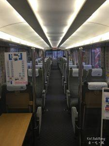 [交通]乗坐FUJISAN EXPRESS和富士將一起回城市