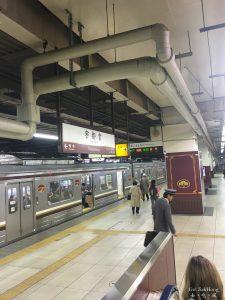 [交通] 日本-在宇都宮站轉車到JR日光站
