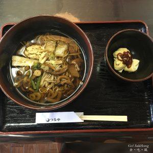 [吃喝]日本,櫪木縣-日光必吃美食湯波蕎麥麵