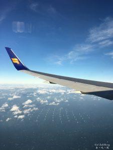 [飛翔] 冰島 – 和冰島航空一起飛往阿姆斯特丹