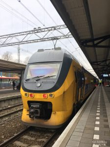 ns train netherlands