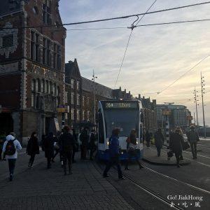 [交通]荷蘭-阿姆斯特丹市區交通卡資訊