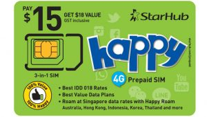 [Help] Prepaid SIM card Singapore Changi Airport (Update: 2018)