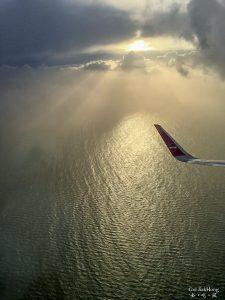 [飛翔] Wow航空-從阿姆士特丹到冰島雷克雅末克