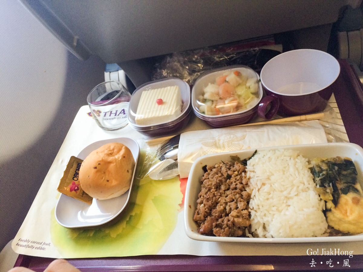 Fly] Flying to Japan with Thai Airways – Go! JiakHong 去‧吃‧風