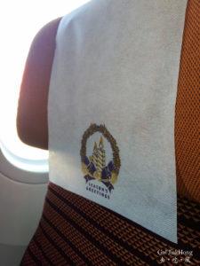 [飛行] 乘搭泰國航空到日本