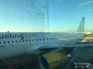 [Fly] Taking Vueling back to Barcelona