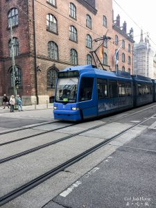 [交通] 德國,慕尼黑市內遊玩交通資訊