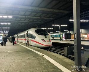 [Move] Germany Train Transportation guide