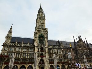 [Trip] Germany, Munich – A day in Munich city center
