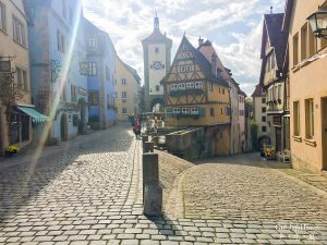 [Trip] Day Trip to Rothenburg from Munich