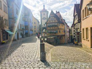 [行程] 從慕尼黑出發到羅藤堡玩一天