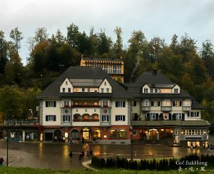 [Stay] Germany, Fussen- A night stay in Hotel Muller at Hohenschwangau