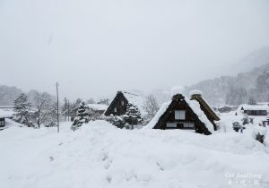 [Trip] Japan, Gifu – A day at Shirakawago during Winter