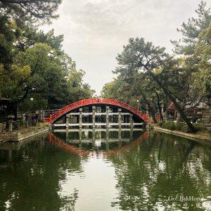 [行程] 日本,大阪 – 乘搭阪堺電車和前往住吉大社参拜