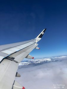[Fly] Domestic flight from Queenstown to Auckland with Air New Zealand