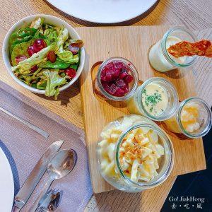 [吃喝]瑞士, 琉森- 簡單卻精緻午餐在Stern Luzern餐廳
