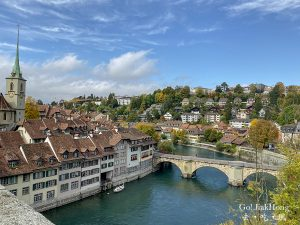 [Trip] Switzerland- Spending a day in Bern city