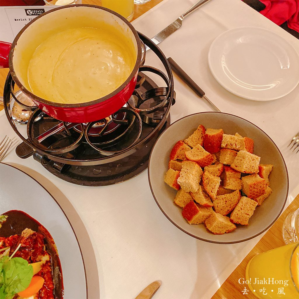 Cheese Fondue_Restaurant