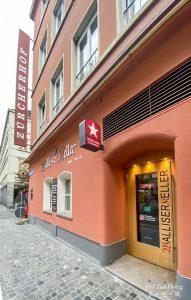 [Eat] Switzerland, Zurich – A fantastic lunch at Walliser Keller The Swiss Restaurant