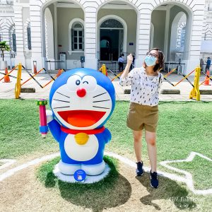 [See] Doraemon's Time-Travelling Adventures in Singapore at NMS